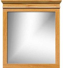 Crowned mirror