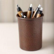 Copper Pen Holder