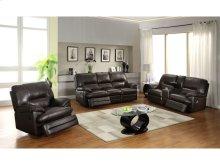 Dover Mocha Reclining Sofa