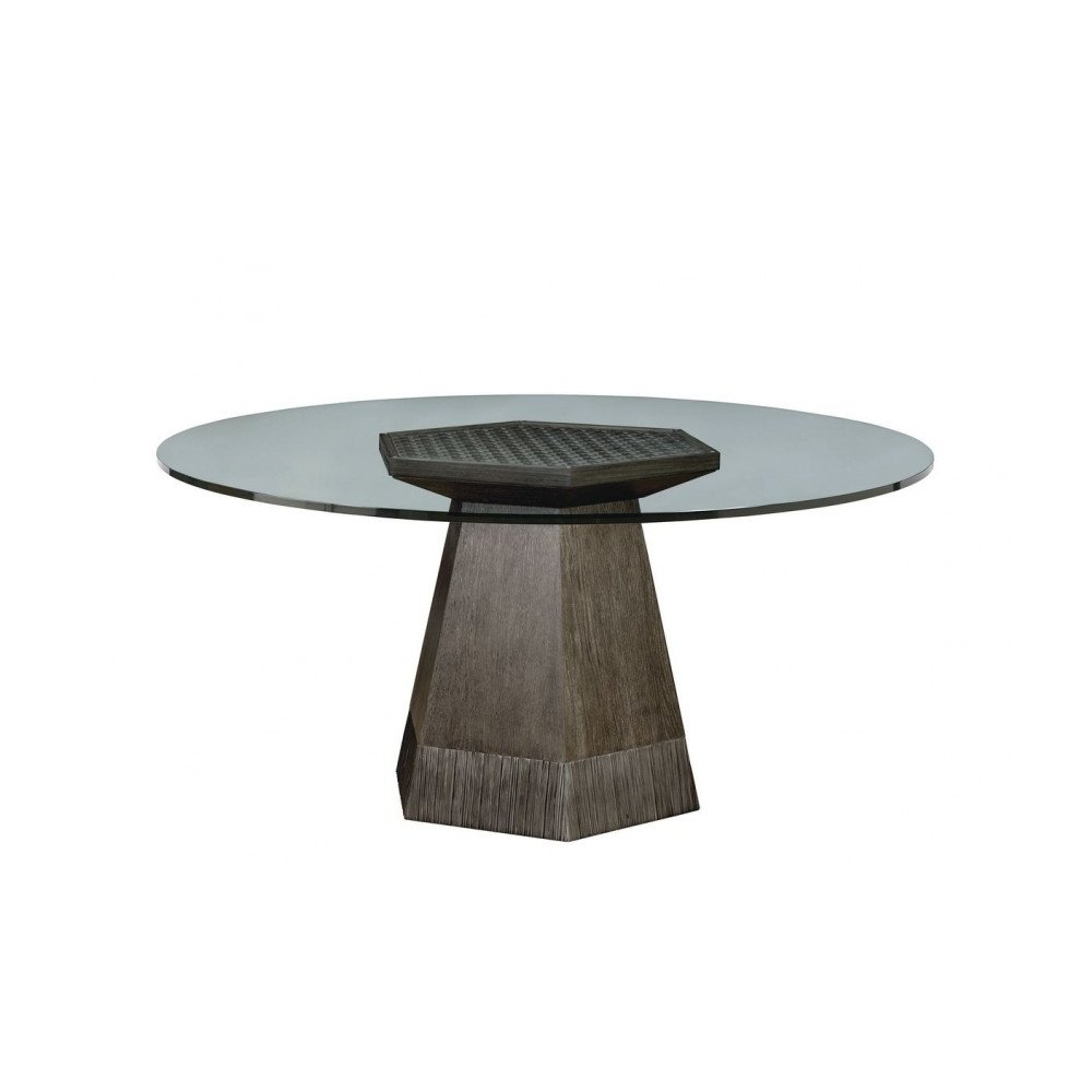 """Geode Bluff 54"""" Dining Table"""