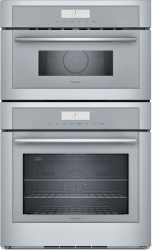 30-Inch Masterpiece® Combination Wall Oven MEM301WS