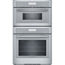 30-Inch Masterpiece® Combination Wall Oven