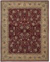 Nourison 2000 2107 Bur Rectangle Rug 7'9'' X 9'9''