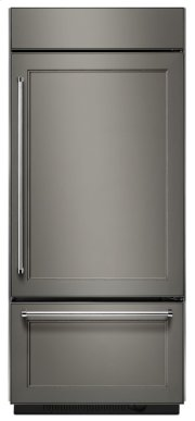 "20.9 Cu. Ft. 36"" Width Built-In Panel Ready Bottom Mount Refrigerator Product Image"