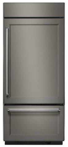 "20.9 Cu. Ft. 36"" Width Built-In Panel Ready Bottom Mount Refrigerator"
