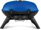 TravelQ 285 Portable Gas Grill , Blue , Propane Product Image