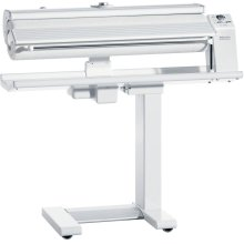 HM 16-80 [D] Rotary iron, electric with steam function for optimum results and maximum convenience.