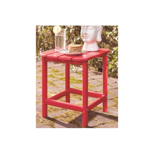 Rectangular End Table