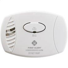 Battery-Powered Carbon Monoxide Alarm