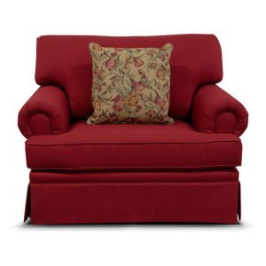 England Furniture Cambria Chair And A Half Glider 5350-89