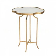 Het Lo Glass Occasional Table