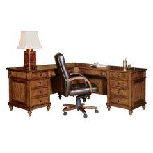 Urban Ash Executive L-Desk