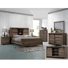Crown Mark B3000 Calhoun Queen Bedroom