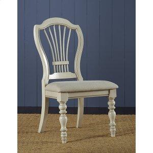 Hillsdale FurniturePine Island Wheat Chair - Old White