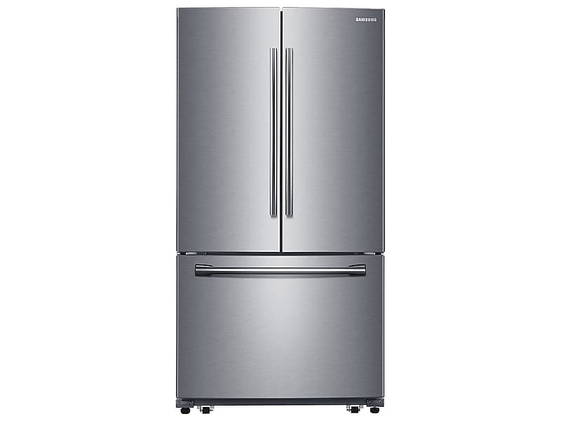 Samsung26 Cu. Ft. French Door Refrigerator With Filtered Ice Maker In Stainless Steel