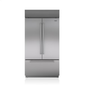 "Sub-Zero42"" Classic French Door Refrigerator/Freezer with Internal Dispenser"