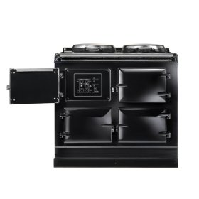Black AGA Total Control Range Cooker TC3 Simply a Better Way to Cook