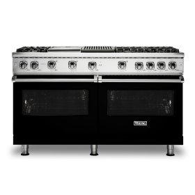 "60"" Gas Range, Propane Gas"