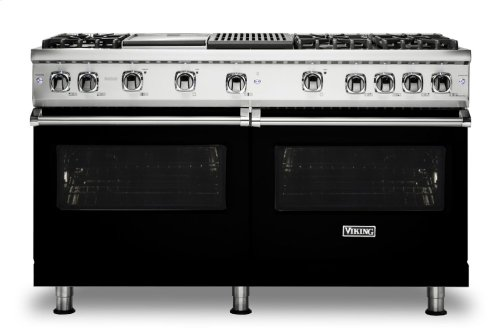"60"" Gas Range, Natural Gas"