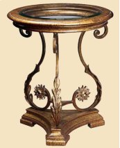 Seville Chairside Table