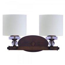Mitchell Peak Collection Two Light Vanity
