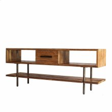 Cabbot KD TV Stand, Natural