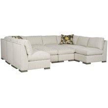 Oakwood Corner Chair 9029-CC