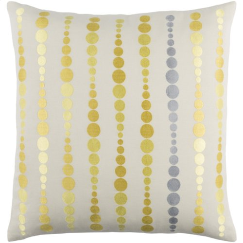 """Dewdrop DE-002 20"""" x 20"""" Pillow Shell Only"""