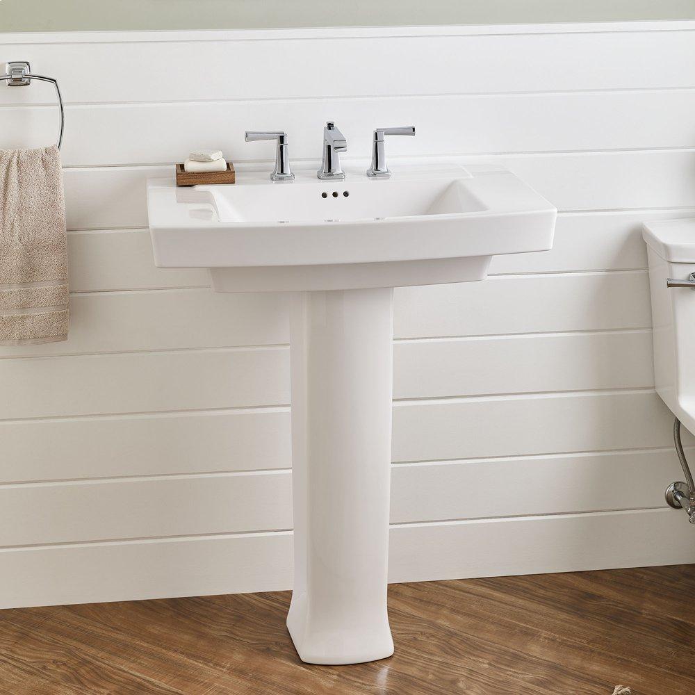 Townsend Pedestal Sink American Standard   White