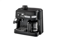 De'Longhi Coffee Combi Machine BCO320T for any coffee