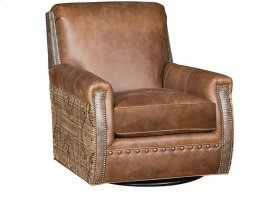 Grant Swivel Chair, Grant Ottoman