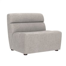Cornell Armless Chair - Stone