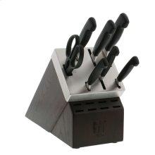 ZWILLING Four Star 8-pc Self-Sharpening Knife Block Set