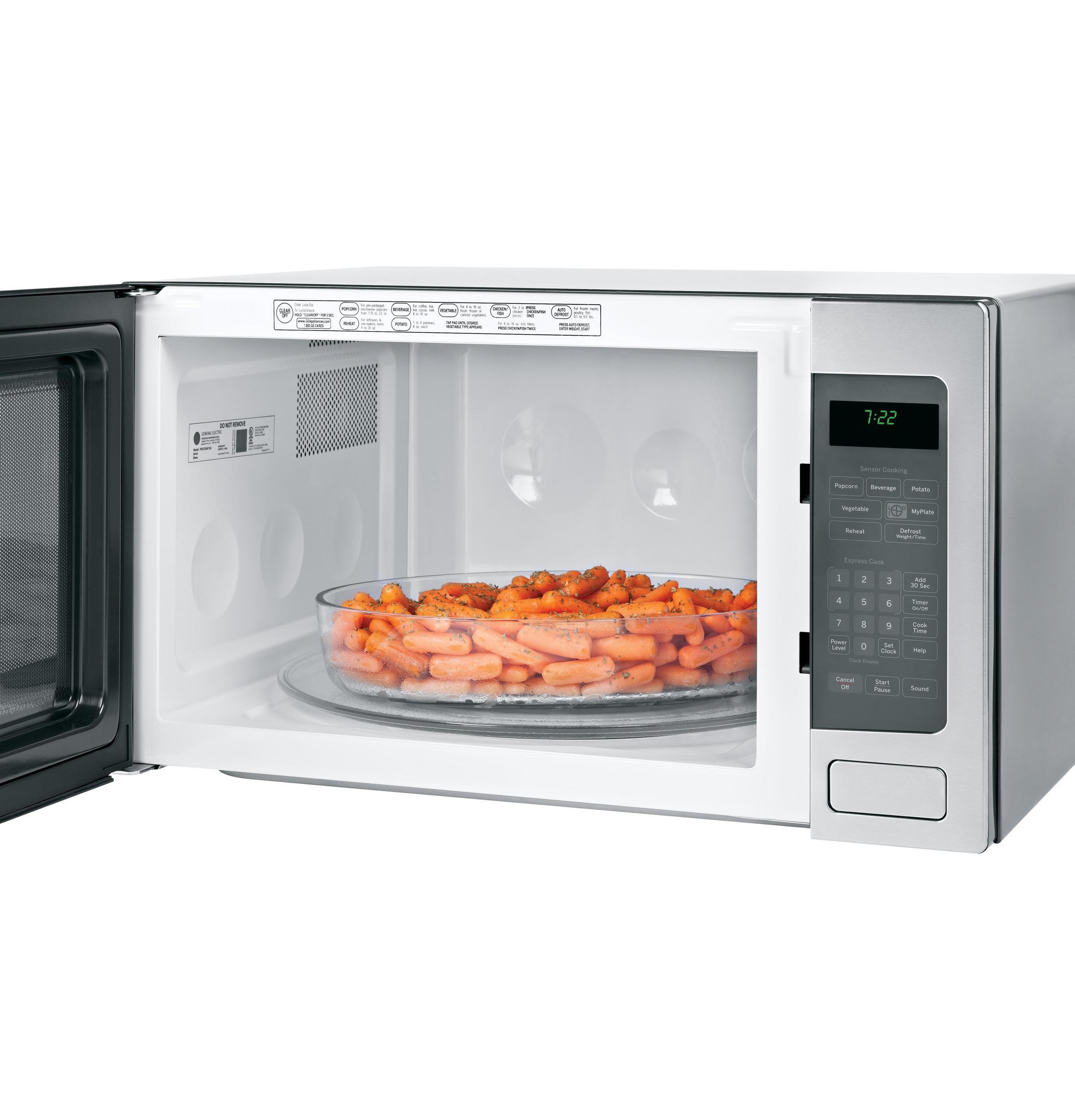 Countertop Cooking Appliances ~ Peb sfss ge profile