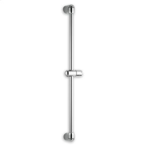 Standard Slide Bar - Brushed Nickel