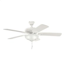 "Sutter Place Select 52"" 52 Inch Sutter Place Select Fan SNW"