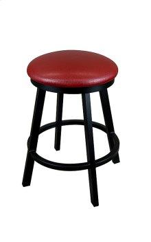 Edmonton B513H26BS Backless Swivel Bar Stool