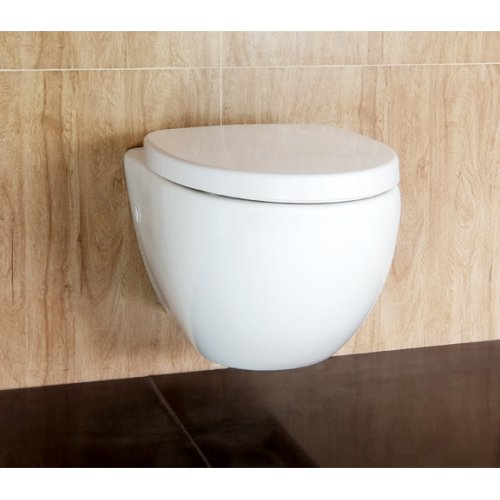 Balsa CLARITY Wallhung Toilet Elongated