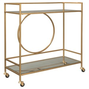 Ashley FurnitureSIGNATURE DESIGN BY ASHLEYJackford Bar Cart