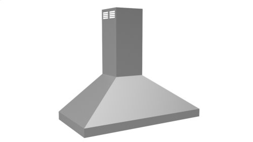 "48"" Ars Duct-free Range Hood Stainless Steel"