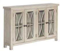Bayside 4 Door Cabinet - Antique White