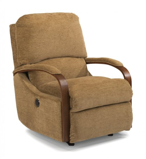 Woodlawn Fabric Power Recliner