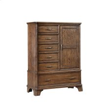 Bedroom - Telluride Six Drawer Gentlemen's Chest
