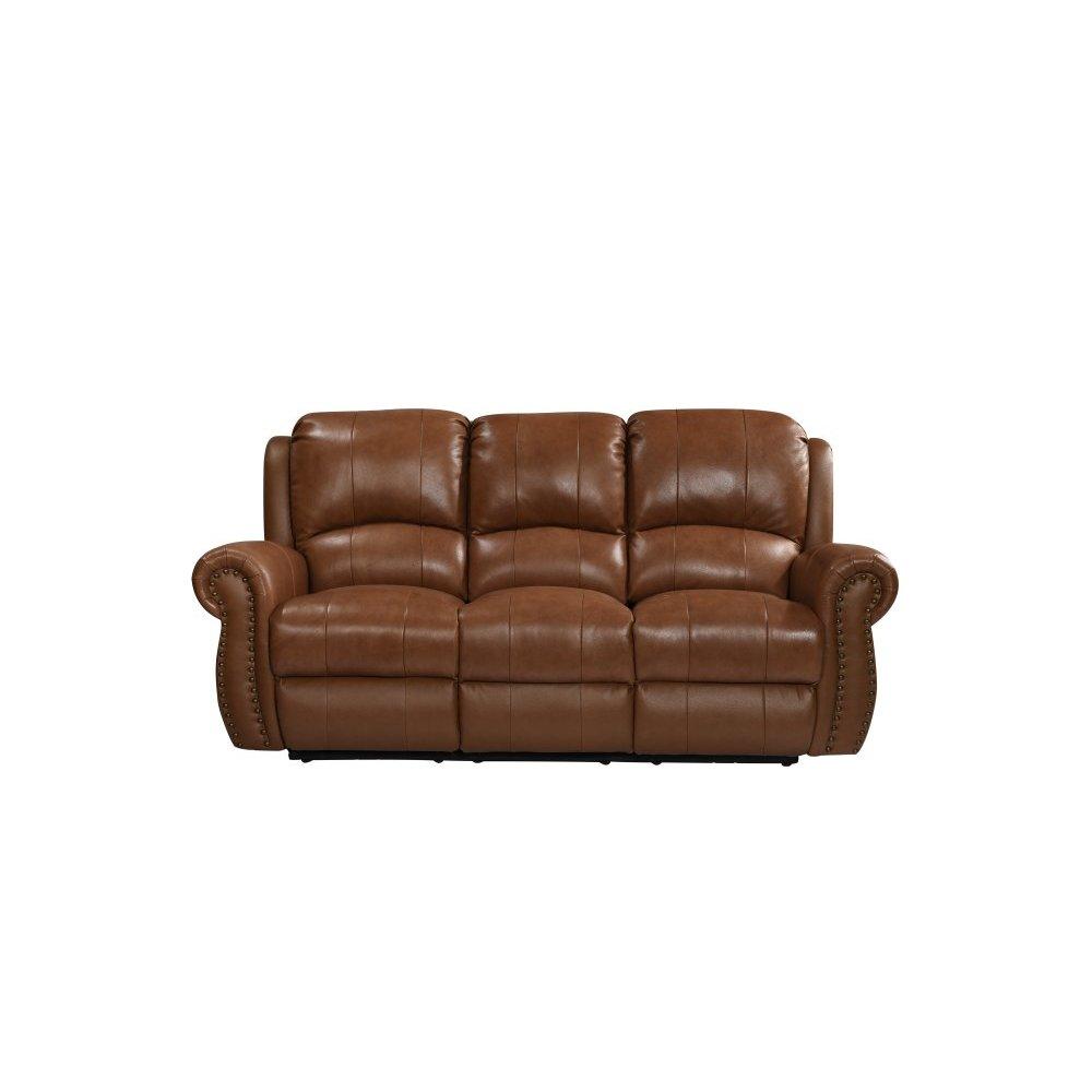 E2080 Howard Pwr Sofa Ileather 177136lv Peanut Bro