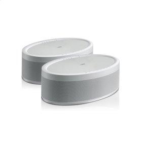 MusicCast 50 Bundle - White Wireless Speaker