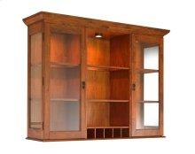 340-896 HUTC Urban Craftsmen Dining Room Hutch