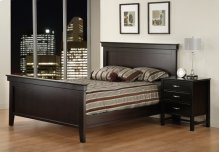 Queen Size Bed With High Footboard