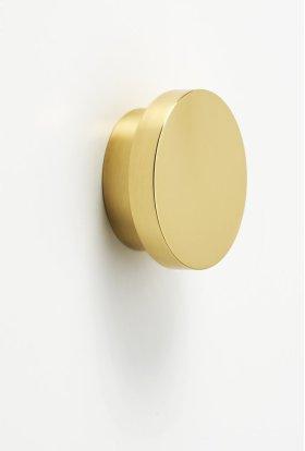 Redondo Knob A450-38 - Polished Brass
