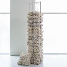 Pillow Fixture-Nickel-Tall
