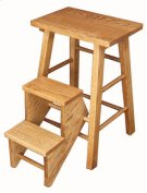Folding Step Stool Product Image